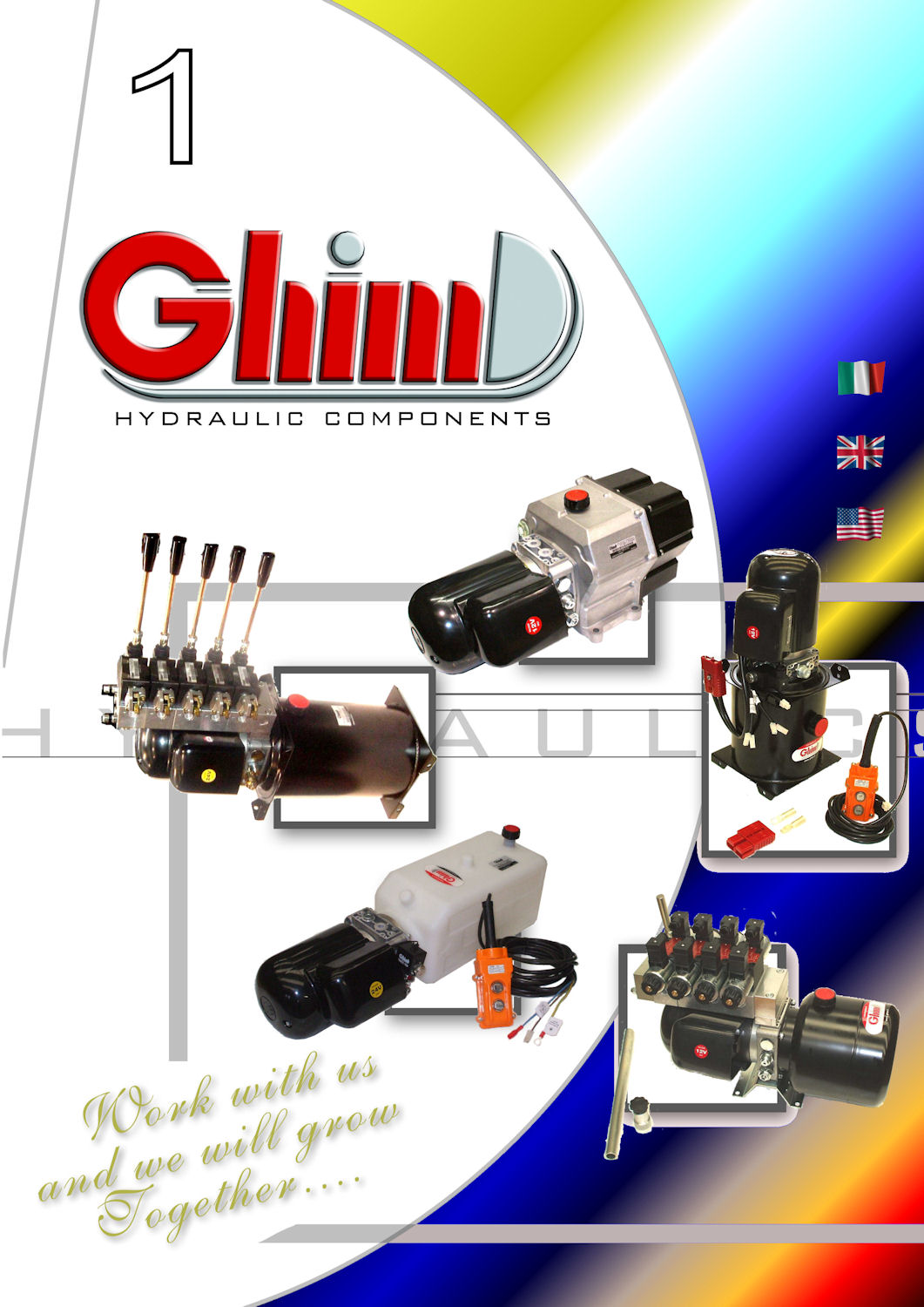 Mini Power Packs AC-DC - GHIM Hydraulics